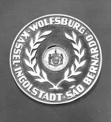 Nome das fábricas da Volkswagen-Wolfsburg-São Bernardo-Ingolstadt-Kassel