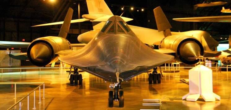 No museu da USAF (autor)