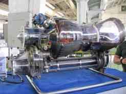 Motor Arriel 1D1 do helicóptero Esquilo