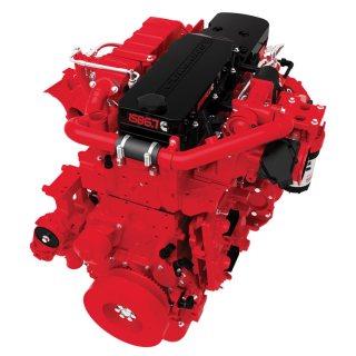 Motor Cummins ISBe6.7, um dos mais tradicionais do mercado. Produz até 290 cv e equipa um grande número de Ford Cargo da faixa entre 230 e 290cv. Na RAM, além de não empregar o uso de pós tratamento de gases, possui uma regulagem especial que permite produzir até 370 cv. (http://www.cumminseurope.com)