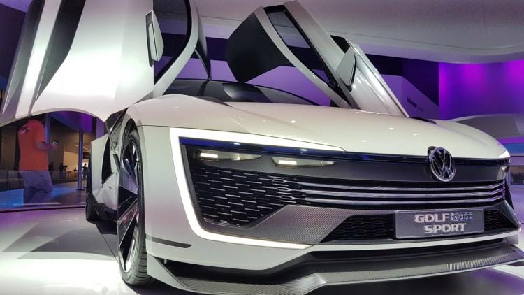 Golf GTE Sport Concept