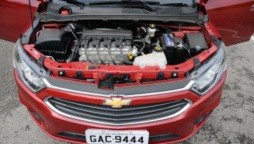 Chevrolet Onix LTZ auntomático 02