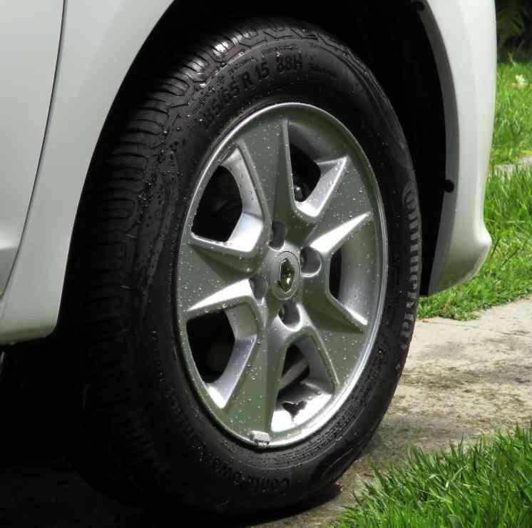 Roda modelo Nepta, elegante e fácil de lavar