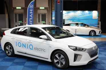 Hyundai Ioniq já sendo vendido na Suécia