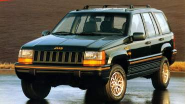Grand Cherokee Limited (Foto: Jeep)