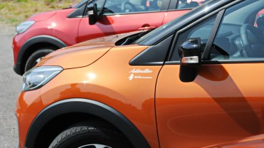 Renault Captur Day 02