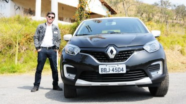 Renault Captur Day 06