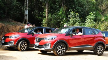 Renault Captur Day 07