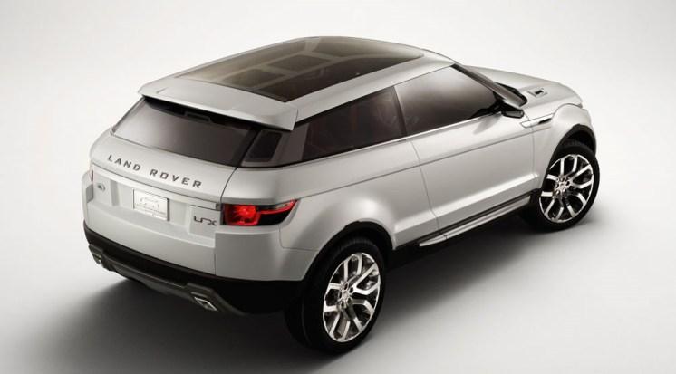 Land Rover LRX Concept (Land Rover)