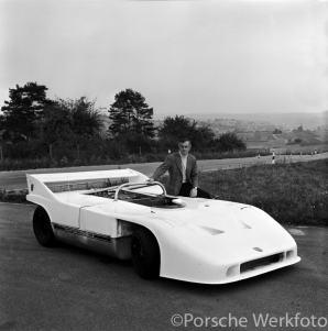Roger Penske e o protótipo 917/10