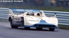 O 917 PA modificado em Watkins Glen, 1973