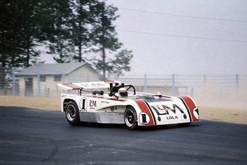 Jackie Stewart e o T260 em Watkins Glen, 1971