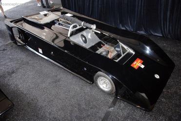 Shadow AVS Mk1 com motor Chevrolet de 1969