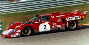 Ferrari 512M na Can-Am