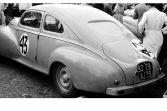 O Peugeot de Constantin usado em 1952 (Pinterest)