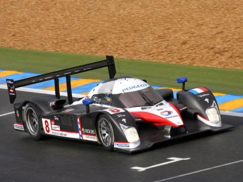 Em 2007, o 908 foi mais rápido mas menos resistente que o Audi R10 (acurazine)