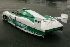 WM P88, o mais rápido carro oficialmente a passar pela Mulsanne