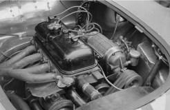 O motor Peugeot com o compressor Constantin (Constantin-Facebook)