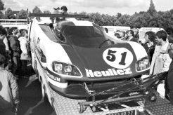 Inspeção do carro (daily sports cars)