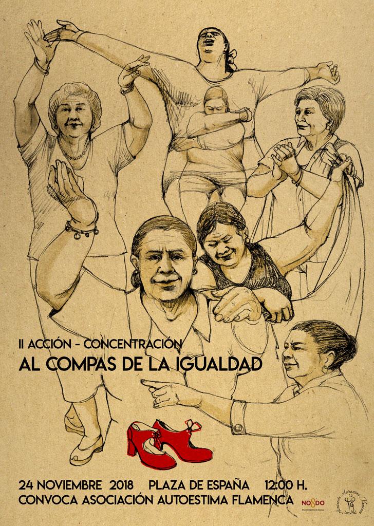Al compás de la igualdad, por LaMariMuriel