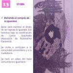 Miércoles Violeta 2019 con la Universidad de Sevilla
