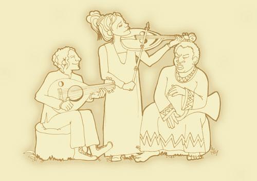 Arsa, el origen del flamenco.