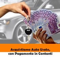 Acquisto auto in contanti Milano