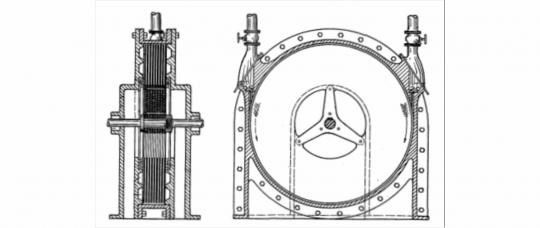 Nikola Tesla's Revolutionary Turbine Still Lies Untouched