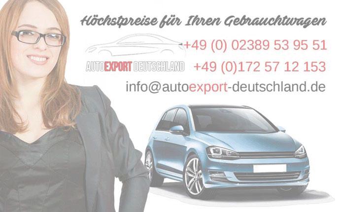 Autoexport Gera