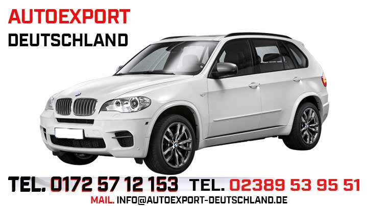 Autoexport Krefeld