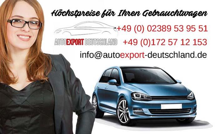 Autoexport Leipzig