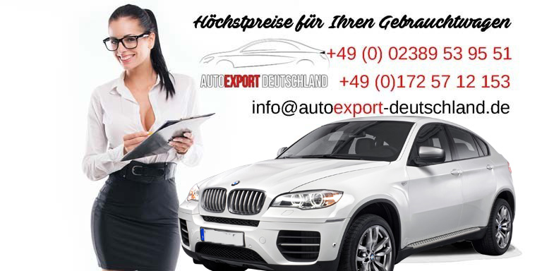Autoverkauf ins Ausland