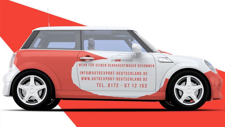 Autoexport Deutschland