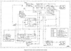 Schaltplan Ford Mondeo Mk1