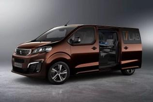 Peugeot Traveller i-Lab Business-Van