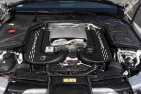 BB C63 AMG Motor