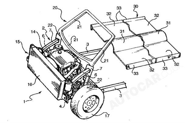 Fiat Topolino Schaltplang