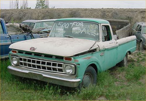 1966 Ford F100 Interior Parts | Billingsblessingbags.org