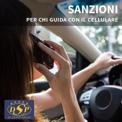 sanzioni_guida_telefono - Autofficina Di Santo, San Salvo