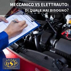 meccanico vs elettrauto - Autofficina Di Santo, San Salvo
