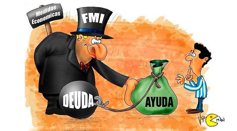 Patria o FMI. Promover el juicio político a Muricio Macri
