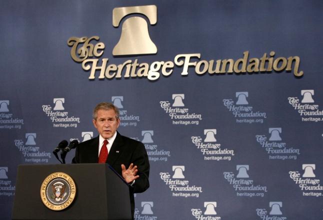 Resultado de imagen para fundacion heritage