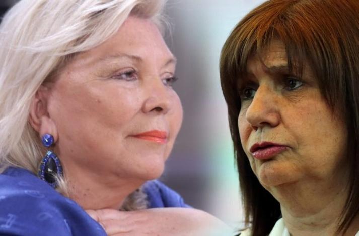 Secuelas de la derrota: Patricia Bullrich se distanció de Carrió - Noticias  Brown