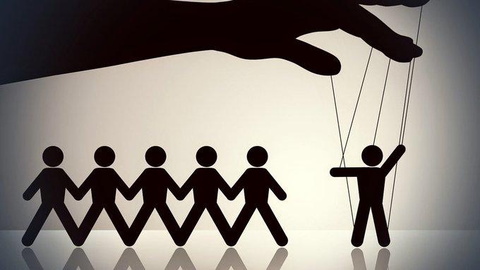 Manipulación política por doquier