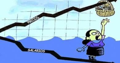 Inflación, empobrecimiento del pueblo y un tiro por debajo de la línea de flotación del gobierno