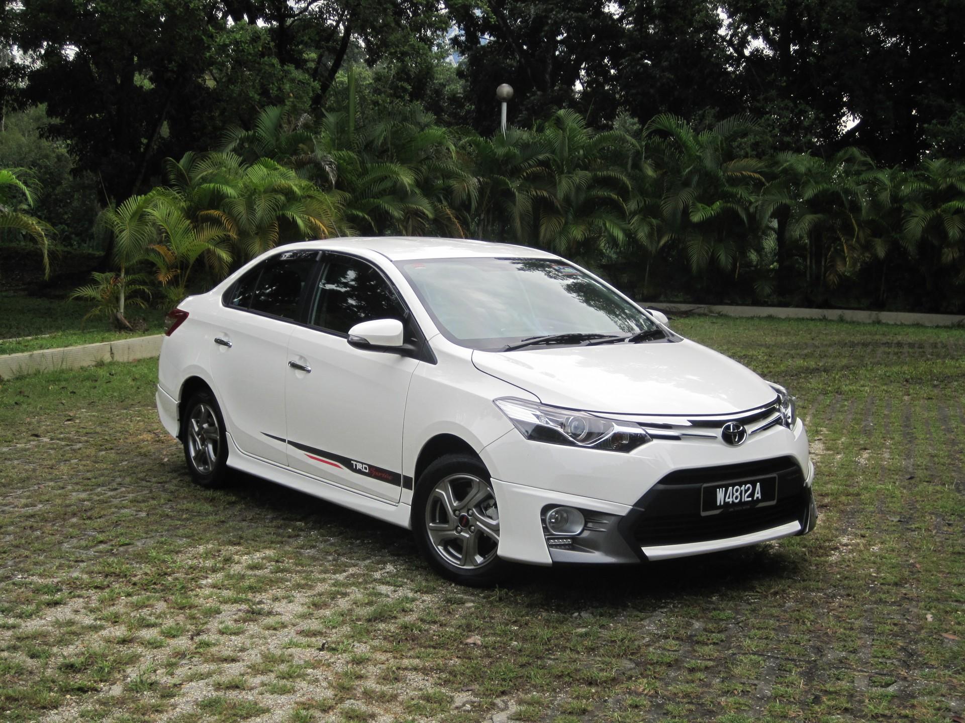 toyota yaris trd sportivo 2014 harga grand new avanza surabaya test drive review vios 1 5