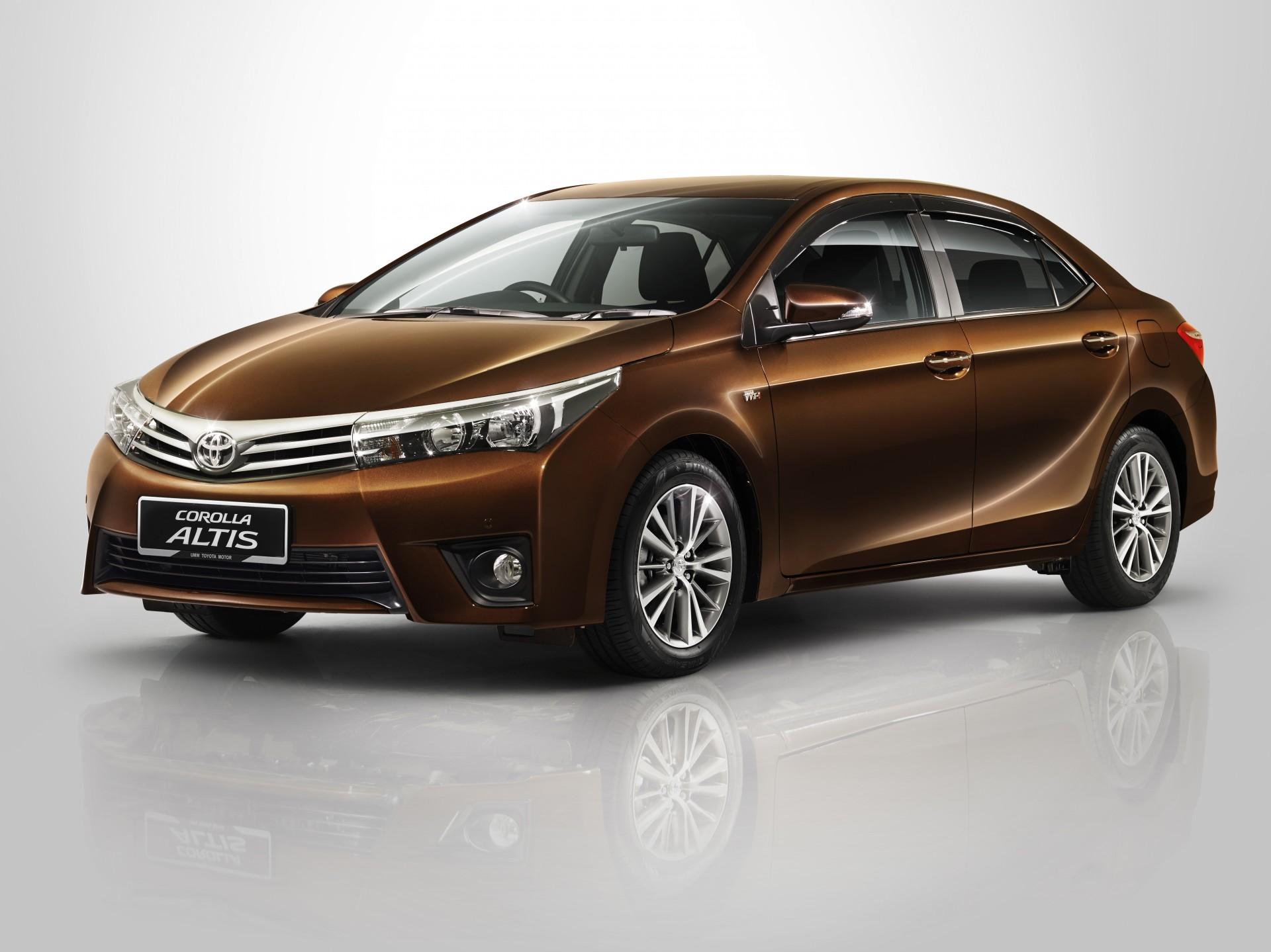 new corolla altis launch date harga mobil grand avanza tahun 2016 11th generation toyota launched autofreaks com