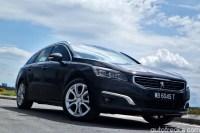 Test drive review: Peugeot 508 SW THP - Autofreaks.com