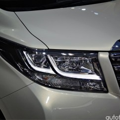 All New Alphard 2021 Harga Mobil Kijang Innova Umw Toyota Motor Unveils Priced From