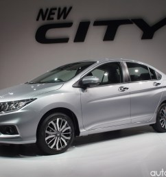after teasing us a couple of weeks back honda malaysia has officially unveiled the 2017 honda city  [ 1280 x 853 Pixel ]